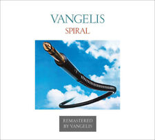 Vangelis : Spiral CD (2013) ***NEW*** Highly Rated eBay Seller, Great Prices