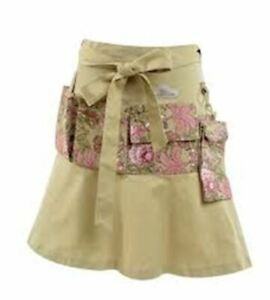Garden Girl Wrap Skirt Chelsea