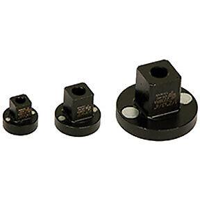 Grey Pneumatic #103RA 3pc Low Profile Magnetic Impact Reducer/ Adapter Set