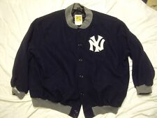Mitchell & Ness Yankees Jacket Pre-Owned Size 64 + Cap Size 7 5/8 New With Tags!