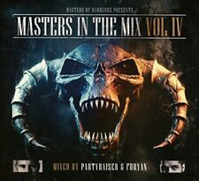 Partyraiser and Furyan - Masters In The Mix  Volume IV [CD]