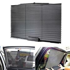 Car Pleated Retractable Side Window Sun-shading Curtain Roller Blind Sun Shades