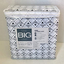 The Big One Percale Sheet Set, 275 Thread Count, Various Sizes and Colors King,