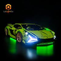 LED LIGHT KIT FÜR LEGO 42115 LAMBORGHINI SIÁN FKP 37 Technik LEGO 42115