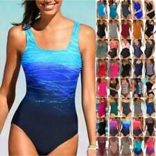 Fraue Sport Bademode Sexy Push Up Badeanzug Monokini Bikini Strand Schwimmanzug