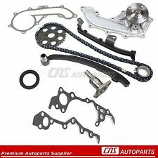 FOR TOYOTA TACOMA 2.4L TIMING CHAIN KIT/WATER PUMP 2RZFE ENGINE 95 96 97 98-2004