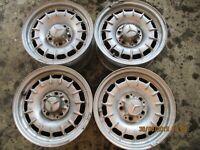 Mercedes W108 / W111 / W107 / W113 / 6.5x14 Felgen / Barockfelgen 1084001002