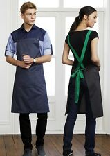 Chef Bib Aprons Black