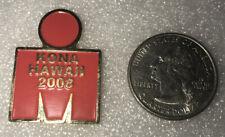 2008 Ironman Hawaii World Triathlon Collectors Annual Pin 100% Original