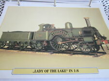 The Railway 16 Lady of the lake in 1:8