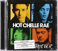 Hot Chelle Rae - Whatever [New & Sealed] CD Album Brilliant Music - Super Price