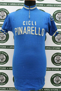 maglia ciclismo DE MARCHI PINARELLO TG M E465 bike shirt maillot trikot jersey