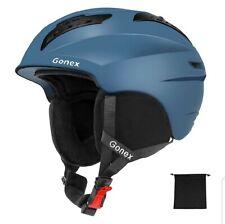 gonex snow helmet Deep Blue Size XL