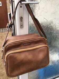 """Antler Holdall """"Tan""""Travel Flight Cabin Hand Luggage Shoulder Bag /Weekend Bag"""