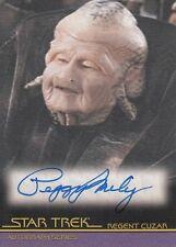 Star Trek Quotable Movies  A103 Peggy Miley autograph
