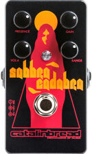 New Catalinbread Sabbra Cadabra Treble Boost Guitar Effects Pedal!