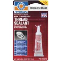 Permatex Inc 59214-CAN High Temperature Thread Sealant, 6ml Tube Carded