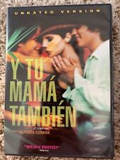 Y Tu Mama Tambien• Dvd• Unrated•Ifc Films• Spanish version english subtitles