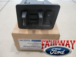 17 thru 20 Super Duty F250 F350 OEM Ford In-Dash Trailer Brake Controller Module