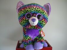 Ty Beanie Boos TRIXIE 17 inch NWMT.LARGE 40cm.Justice Exc. FREE POST IN AUST
