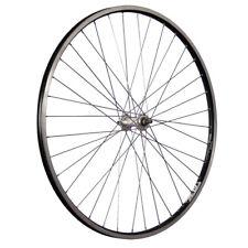 Taylor Wheels 28 Zoll Vorderrad Ryde Zac19 Aluminiumnabe Vollachse schwarz