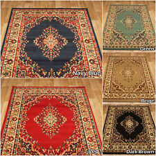 SMALL EXTRA LARGE CHEAP KESHAN ELEGANT CLASSIC TRADITIONAL NEW AREA RUGS RUNNERS