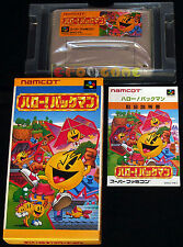 HELLO PAC-MAN (Pac-Man 2) Snes Famicom Versione Giapponese NTSC ○○○○○ COMPLETO