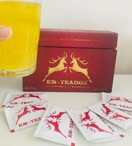 EM-Teadox emtea dox em tea dox detox Tee Fettburner Diox Nerox