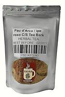 Lapacho Pau d'arco / ipe roxo c/s Herbal Tea Bark Tabebuia impetiginosa Tea