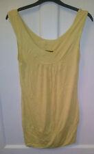 """Ladies 'Urban Diva """"yellow Fashion Trägertop. Gr. M/L. sehr guter Zustand."""