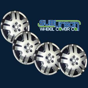 """2008-2014 Dodge Avenger # 468-17C 17"""" Chrome Hubcaps / Wheel Covers NEW SET/4"""