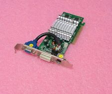 SCHEDA GRAFICA AGP NVIDIA GeFORCE_ 128 MB _FX 5200 DVI VGA