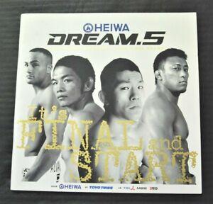 MMA Program DREAM.5 07/21/2008 Mark Hunt Eddie Alvarez PRIDEUFC