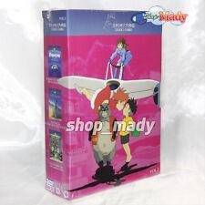 Paq. Box Set Studio Ghibli Vol. 2 en DVD Región 1 y 4 ESPAÑOL LATINO