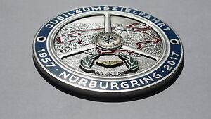 Aston Martin Nurburgring Club grill badge emblem Db1 Db2 DB4 DB5 DB6 DBS DBS DB7