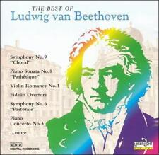 FREE US SHIP. on ANY 3+ CDs! NEW CD : The Best of Ludwig van Beethoven