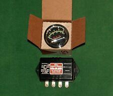 🔥 NOS VINTAGE SUN GREENLINE 8.5 RPM TACHOMETER RC-85 TACH SUN EB-9A TRANSMITTER
