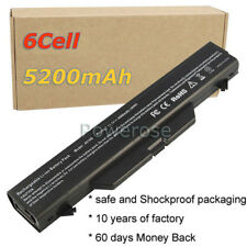 New Laptop Battery for HP ProBook 4510s 4515s 4710s 513130-321 535808-001 6cell