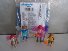 Playmobil Ergänzungen & accessoire - 6561 feenfamilie ( fées) - Neuf