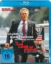 In the Line of Fire (1993) Clint Eastwood | New | Sealed | Blu-ray Region free