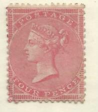 Mint Hinged British Victorian Surface-Printed Stamps