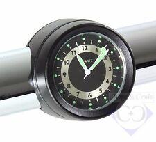 Lenkeruhr Snap - Motorrad - Lenker 1 Zoll - schwarz