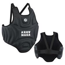 Krav Maga Full Contact Poitrine Protège Protection Corporelle Entraînement