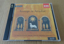 Passage to Paradise, 33 Highlights from Great Sacred Music, double cd (1996)