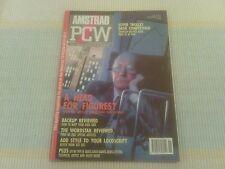 Amstrad PCW der offiziellen Amstrad PCW Magazin
