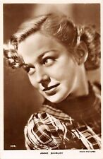 POSTCARD    ACTRESSES     ANNE  SHIRLEY
