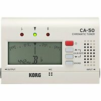 *KORG chromatic tuner CA-50