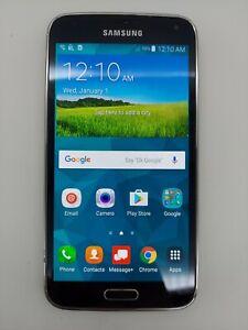 Samsung Galaxy S5 SM-G900V - 16GB - Charcoal Black (Verizon) *Check IMEI*
