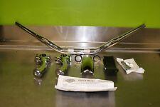 "NOS Harley-Davidson SOFTAIL DEUCE Handlebar Kit 56422-02 1/4"" hidden wire risers"