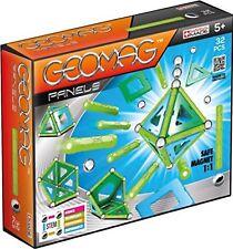 Geomag 460 pannelli Classico Set di Costruzione Costruzione Magnetica età 5+ Bambini Giocattolo